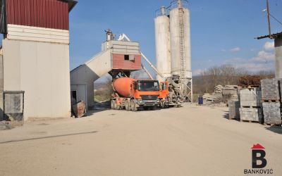 Concrete production